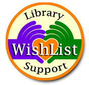 Library WishList Logo
